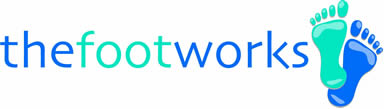 The Footworks Logo